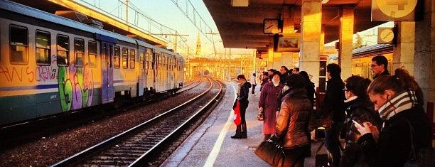 Stazione Novara is one of Top 100 Check-In Venues Italia.