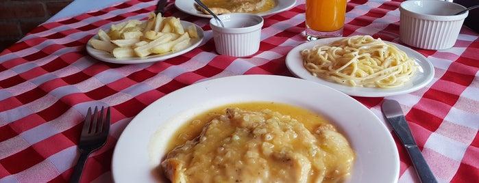 O'sole Mío is one of Restaurantes visitados.