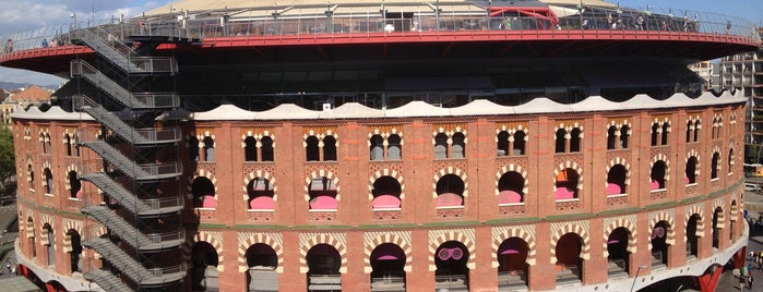 Arenas de Barcelona is one of Barcelona in a weekend.