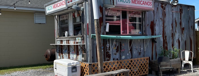 Tacos Mexicanos is one of Gulf Shores 2021.