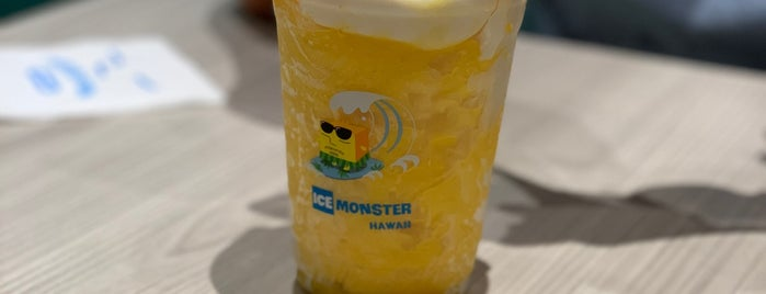 Ice Monster is one of O'ahu, Hawaii.