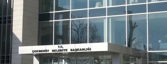 Çekmeköy Belediyesi is one of Lugares favoritos de Özge.
