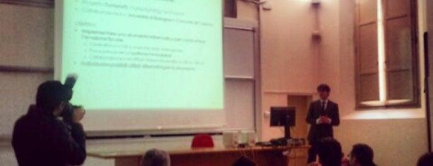Corso di Laurea in Scienze e Tecnologie Informatiche is one of Miei luoghi.