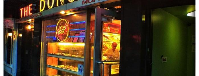 The Donut Pub is one of Best of New York (Manhattan + Brooklyn).