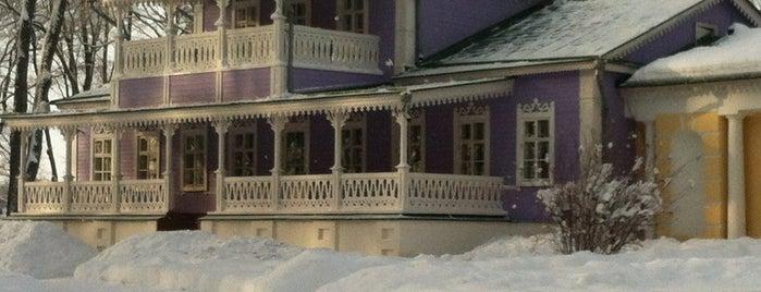 Музей-заповедник И.С. Тургенева «Спасское-Лутовиново» is one of Москва и загородные поездки.