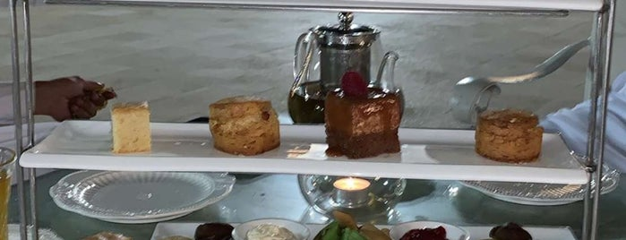 Tea Club is one of Qatar 🇶🇦.