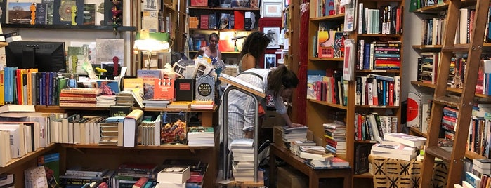 Shakespeare & Company Booksellers is one of Bookstores - International.