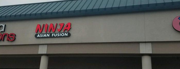 ninja Asian fusion is one of Cinci Work Food.