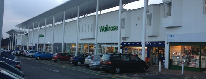 Waitrose & Partners is one of Lieux qui ont plu à David.