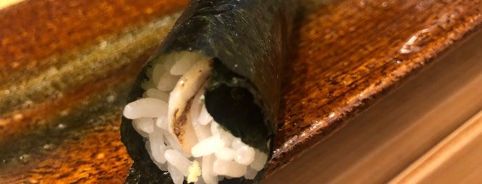 Sushi Rekireki is one of Japan - Kanazawa.