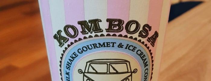Kombosa Shake is one of สถานที่ที่บันทึกไว้ของ Elaine.