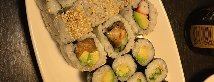 Sushi 38 is one of Orte, die Alice gefallen.