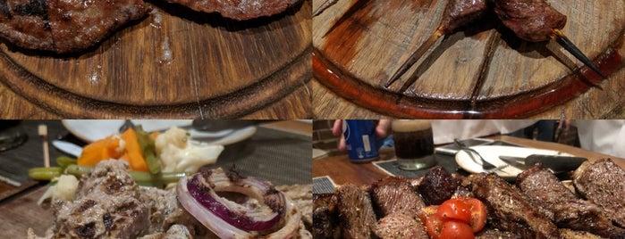 Lucca Steakhouse is one of Soly'un Kaydettiği Mekanlar.