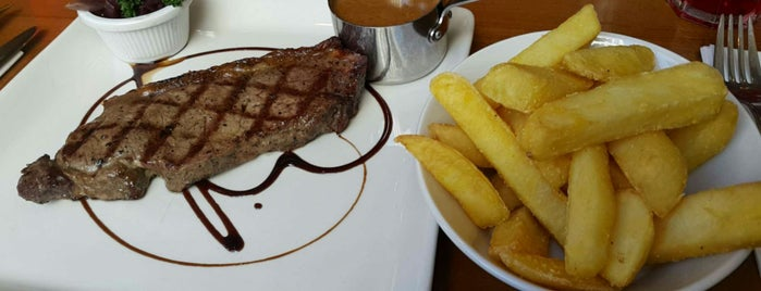 Rump N Ribs Steakhouse is one of Lieux sauvegardés par zanna.
