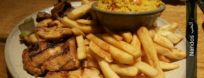 Nando's is one of Awesome UK.