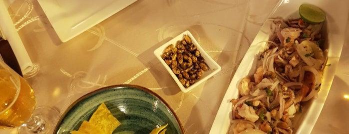 Restaurante Rocoto is one of Posti che sono piaciuti a lupas.