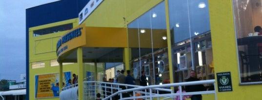 Anjo Dourado is one of Shopping,Lojas e Supermercados.