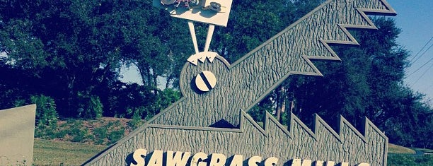 Sawgrass Mills is one of Best Shopping Spots in Miami.