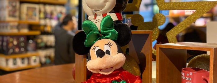 Disney Store is one of Panchistelrooyさんのお気に入りスポット.