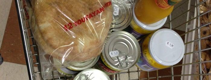 Yaranush Mediterranean Foods is one of Asian and International Markets.