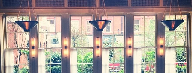 Chiltern Firehouse is one of LDN.