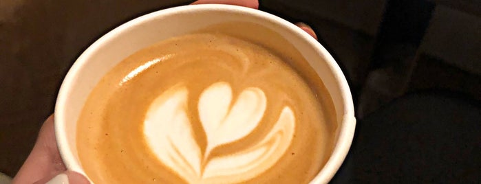 Stranger's Coffee is one of قهاوي الرياض.