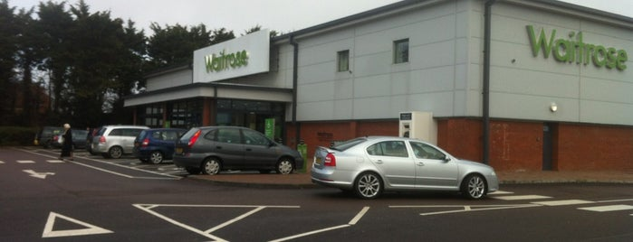 Waitrose & Partners is one of Tom's Liked Places.
