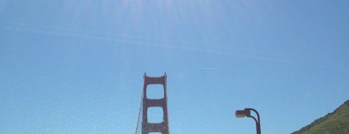 Golden Gate Bridge is one of Check-ins to do again before dying.
