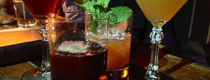 Bourbon & Branch is one of sf to do.