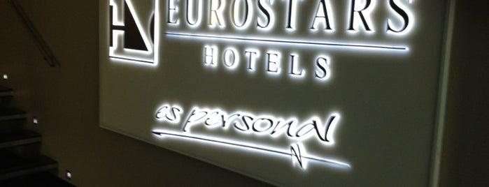 Eurostars Suites is one of Hotels to stay again.