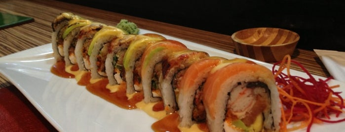 De Casta Life & Food is one of Best Sushi I Know.