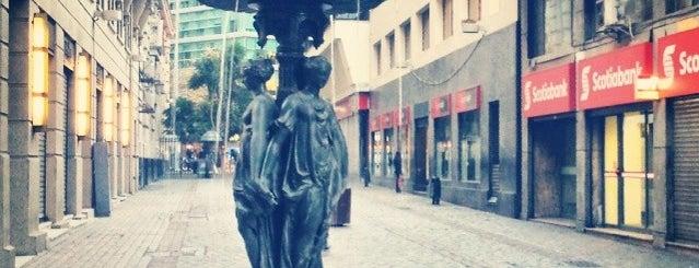 Calle Nueva York is one of #SantiagoTrip.