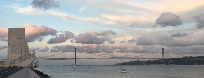 Belém is one of Lisbon.