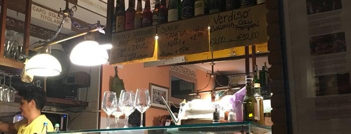 Osteria Al Diplomatico is one of cibo e beveraggi.
