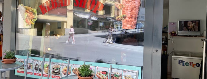 Kebab Shop is one of Switzerland Places To Visit.