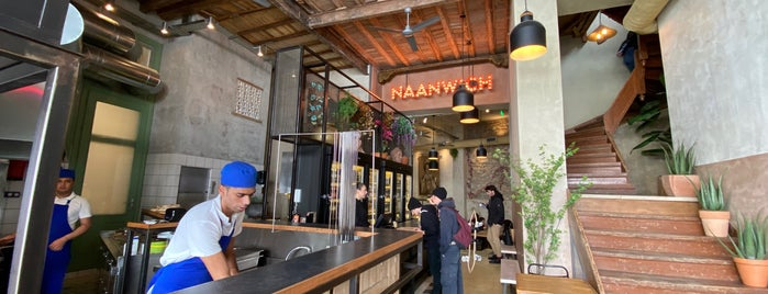 Naanwich Indian Street Food is one of Fresh Athens.