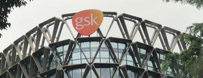 GSK Asia House is one of Lugares favoritos de Dan.
