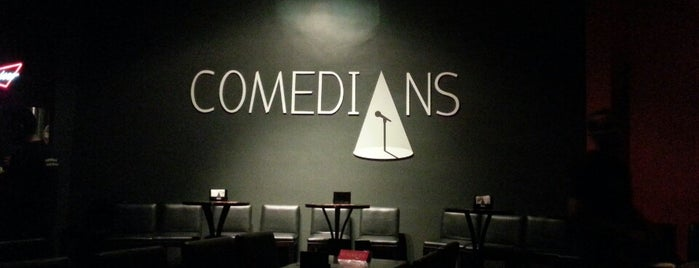 Comedians is one of Pub's, Club's e Coffee Shops!.