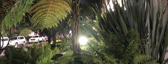 Parque El Virrey Oriente is one of Bogotá.