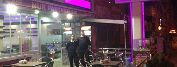 Nur Pastanesi is one of Tempat yang Disukai Hüseyin.