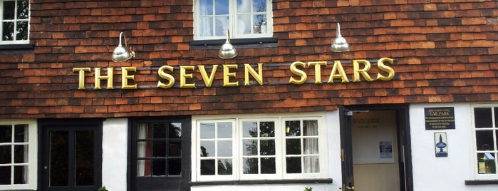 The Seven Stars is one of CBS Sunday Morning 5.