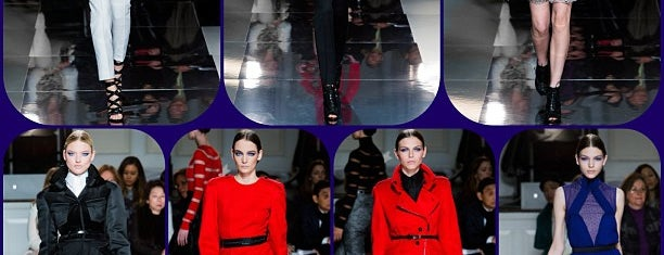 583 Park Avenue is one of NY Fashion Weeks 7-14 Feb 2013 (inactive).