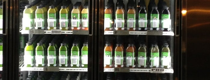juice press is one of Be a Local in the West Village.