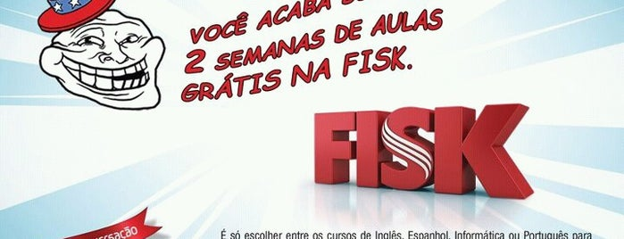 Fisk is one of Lugares favoritos de Bruno.