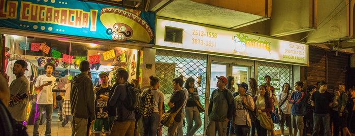 La Cucaracha Bazar e Galeria is one of Ana 님이 저장한 장소.