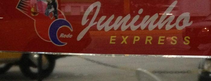 Rede Juninho Express is one of Orte, die Luis Gustavo gefallen.