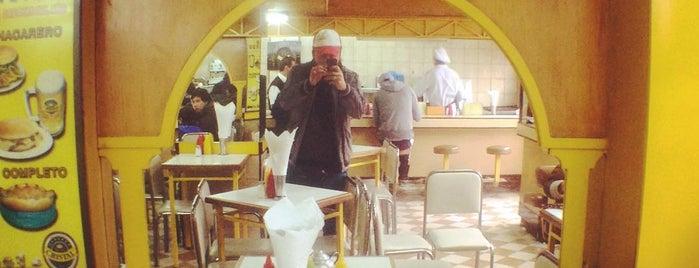 Cafe Estacion is one of Tempat yang Disukai Ingrid.