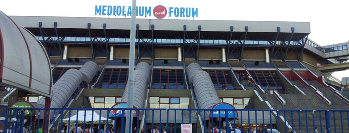 Mediolanum Forum is one of Svago & Divertimenti.