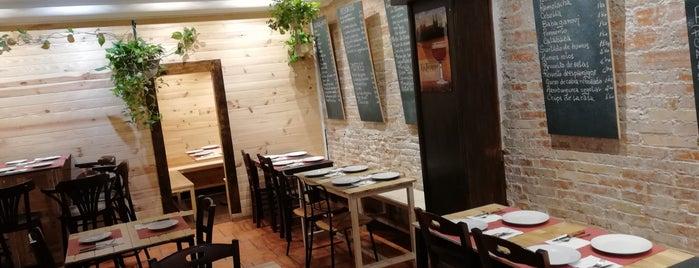 Bar Restaurant La Columna is one of Cerveseries.
