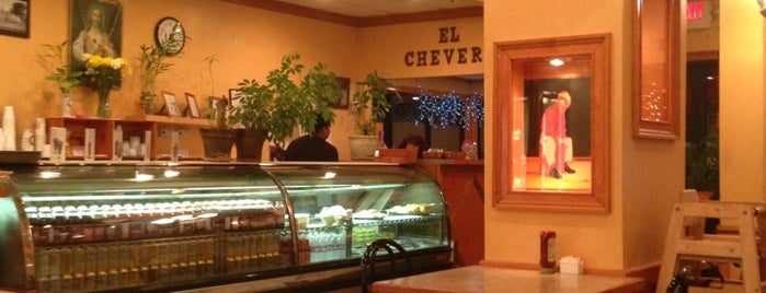 El Chevere Cafe is one of Restaurant's.